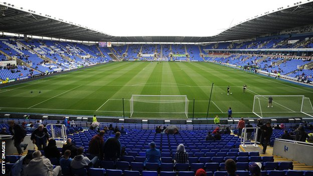 Championship : Reading : Thai consortium to invest in Championship club