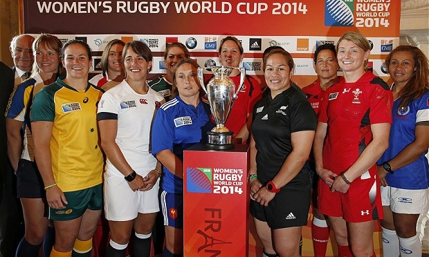 Women's Rugby World Cup : no longer a two-horse race between England and New Zealand