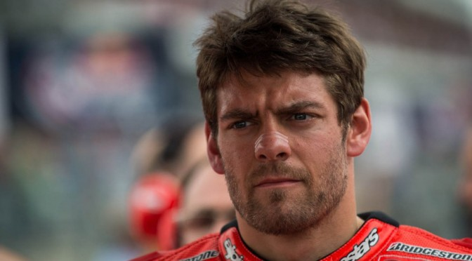 MotoGP: Crutchlow to ride with CWM-LCR Honda in 2015