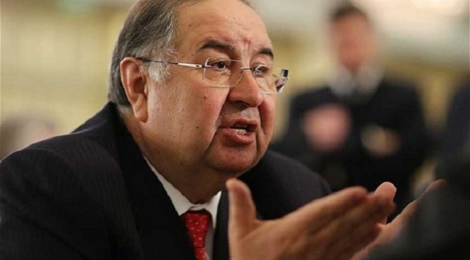 Premiership: Alisher Usmanov says Arsenal are starting a new era 'where we win trophies'