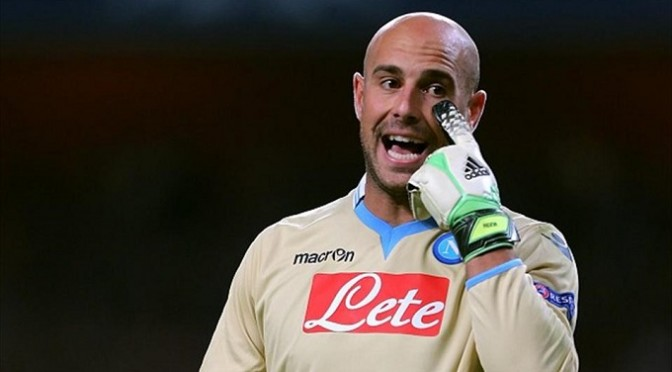 Premiership: Bayern Munich confirm Reina to join from Liverpool