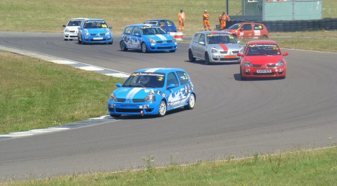 Clio 182 Series: Round 4: Anglesey Race Report