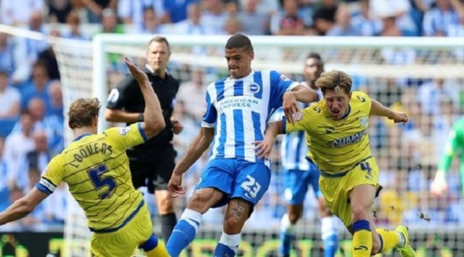 Championship: Brighton 0-1 Sheff Wed