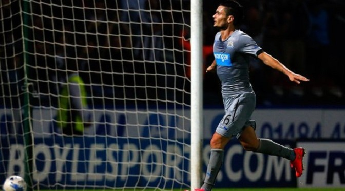 Huddersfield 2-2 Newcastle: Remy Cabella rescues draw for Magpies