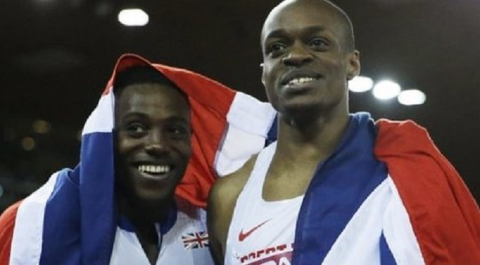 Athletics: James Dasaolu wins 100m gold at European Championships