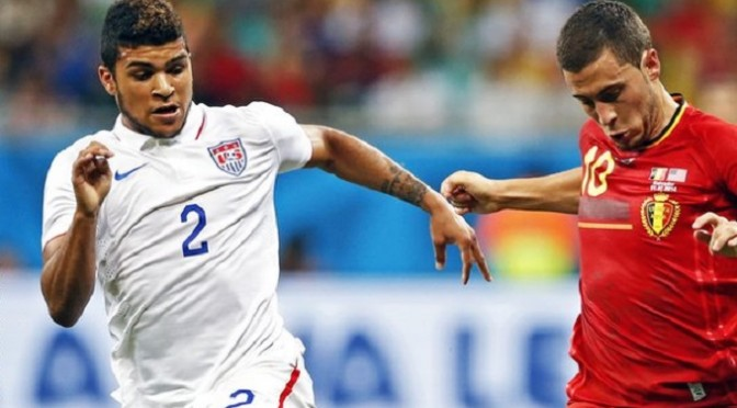 Football: Spurs: DeAndre Yedlin signs from Seattle Sounders