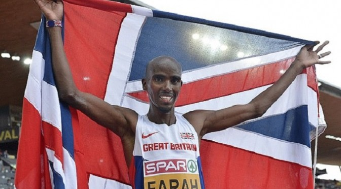 European Athletics Championships 2014: Mo Farah leads gold rush on Great Britain's Super Sunday