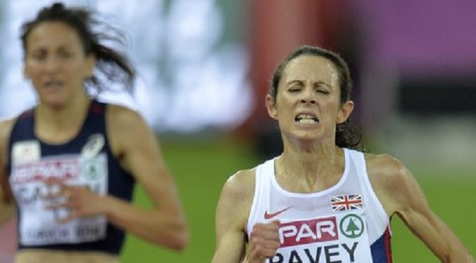 Athletics: Jo Pavey, wins European Championship 10,000m