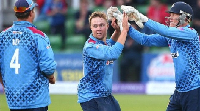 One-Day Cup: Kent prove too strong for Gloucestershire