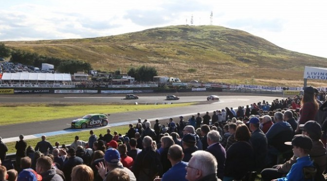 BTCC: Trio of new 2014 winners at Knockhill