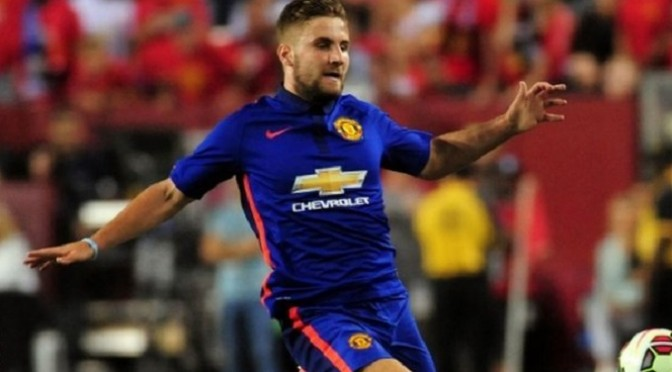 Man Utd: Luke Shaw out for month with hamstring injury