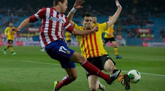 Premiership: Liverpool sign Atletico Madrid's Javier Manquillo on loan
