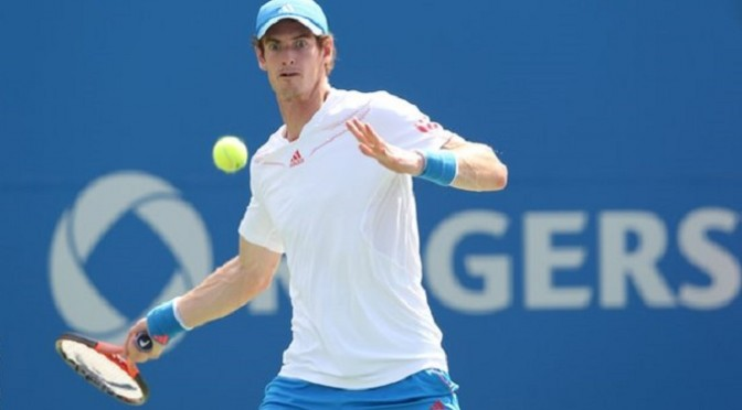 Tennis: Andy Murray faces Jo-Wilfried Tsonga in quarter-final