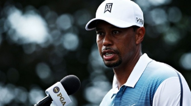 Golf: Tiger Woods declares himself fit to play and win US PGA Championship