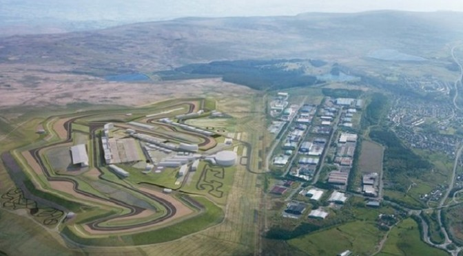 MotoGP: Circuit of Wales, Ebbw Vale gets MotoGP from 2016