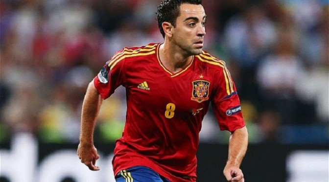 La Liga: Spain midfielder Xavi retires from international football