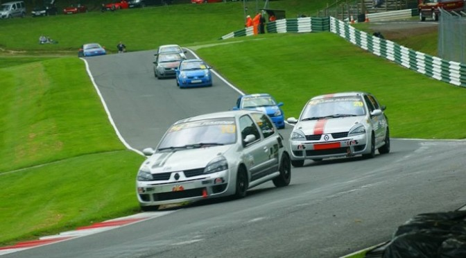 Clio 182 Series: Cadwell Race Report