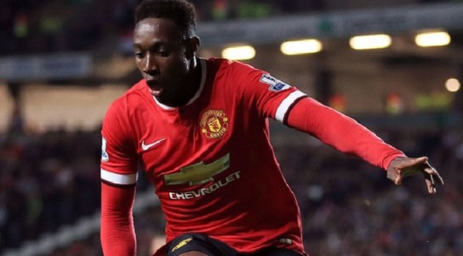 Arsenal: Man Utd forward Danny Welbeck signs in £16m deal
