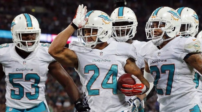 NFL: Dolphins rout winless Raiders in NFL return to London