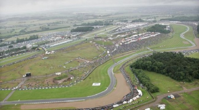 MotoGP: Donington Park to host British race in 2015