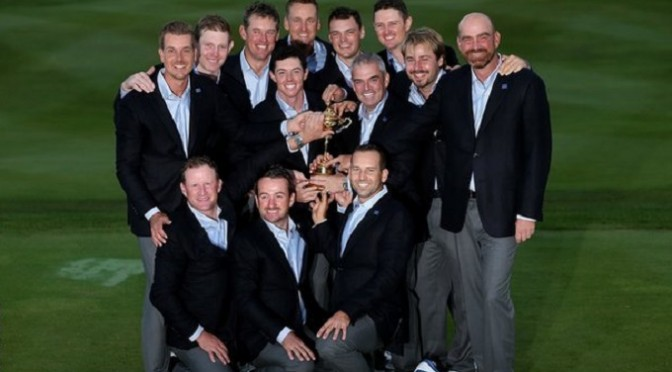 Ryder Cup 2014: Little drama but plenty of romance at Gleneagles