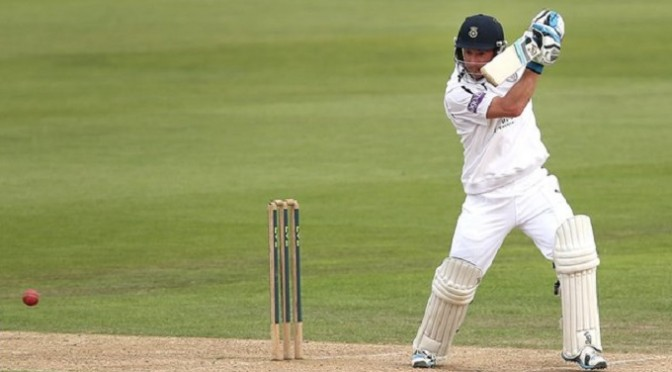 Cricket: Hampshire v Kent: Will Smith's ton ensures host struggle to draw
