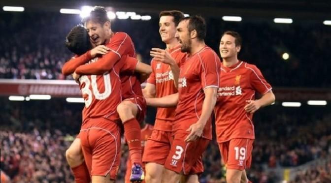 League Cup: Liverpool 2-2 Middlesbrough