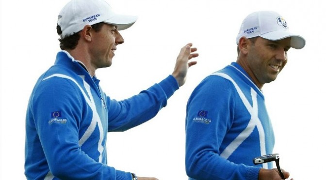 Ryder Cup 2014: Europe hit back in style to build overnight lead