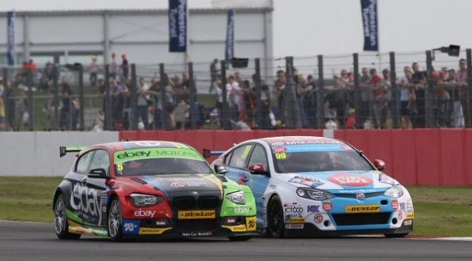 BTCC: Plato's Silverstone double sets up title decider