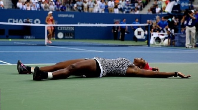 US Open: Serena Williams wins 18th Grand Slam title