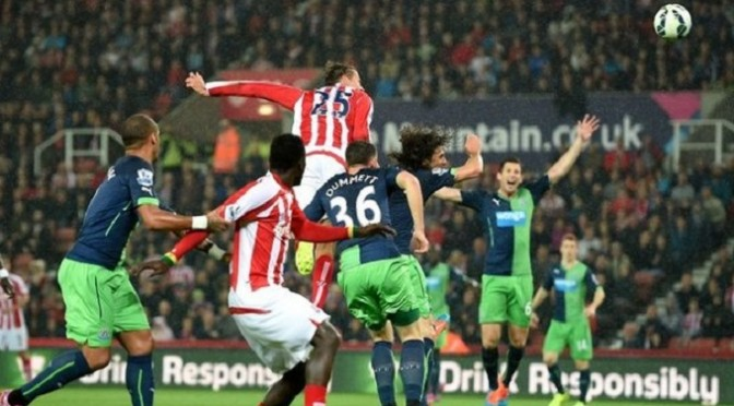 Premiership: Stoke 1-0 Newcastle