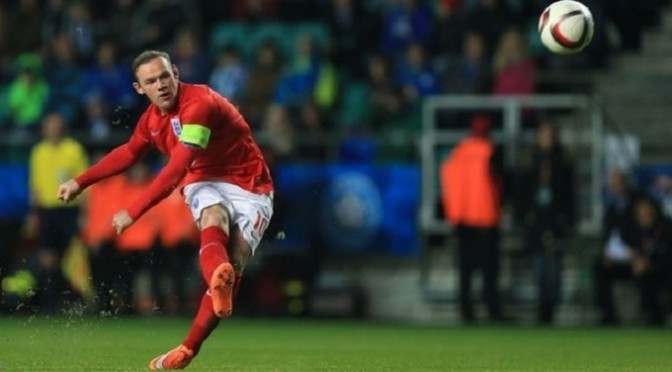 Euro 2016 Qualifying: Estonia 0-1 England