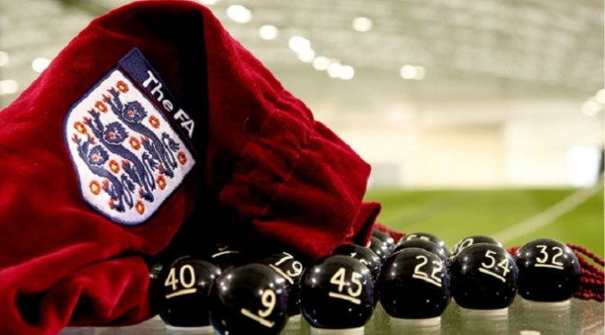 FA Cup: first-round draw