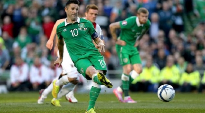 Euro 2016 Qualifying: Rep of Ireland 7-0 Gibraltar