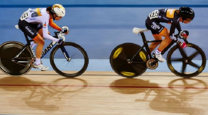 Cycling: Laura Trott beats Marianne Vos to London omnium win