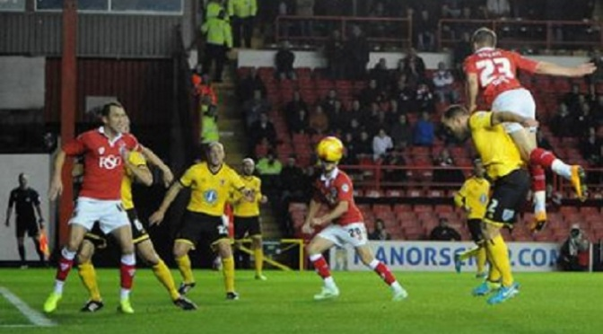 Johnstone's Paint Trophy: Bristol City 2-1 Wimbledon