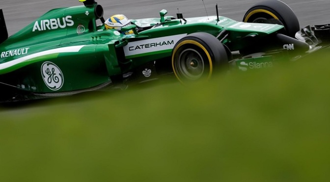F1: Caterham to race in Abu Dhabi finale after fundraising success