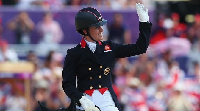 Dressage: Dujardin scoops Sportswoman of the Year award