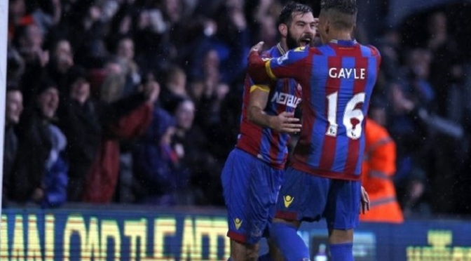 Premiership: Crystal Palace 3-1 Liverpool