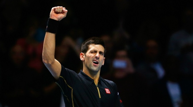 ATP Finals: Djokovic survives Nishikori scare to reach final