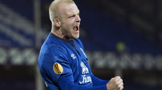 Europa League: Everton 3-0 Lille