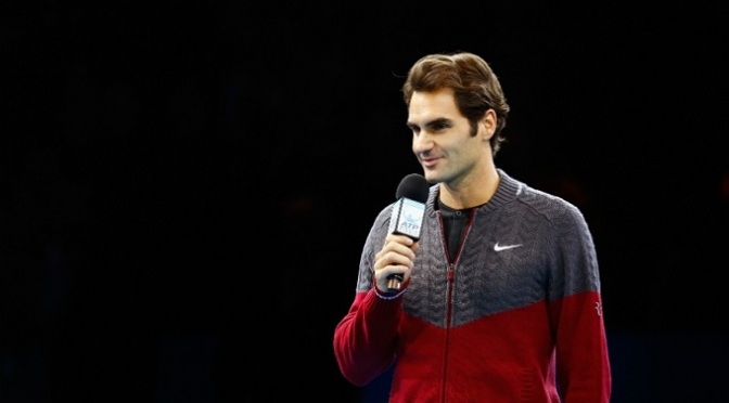 ATP Finals: Federer pulls out of London final with back injury