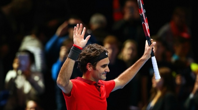 ATP Finals: Federer edges Wawrinka epic to set up Djokovic final
