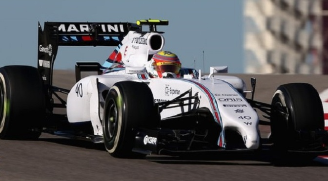 F1: Felipe Nasr to drive for Sauber in 2015