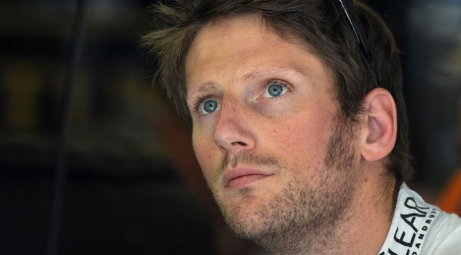 F1: Grosjean to stay at Lotus in 2015