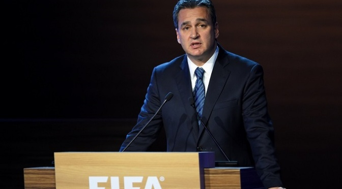Football: Garcia attacks report on own corruption investigation