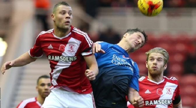 Championship: Middlesbrough 0-0 Bournemouth