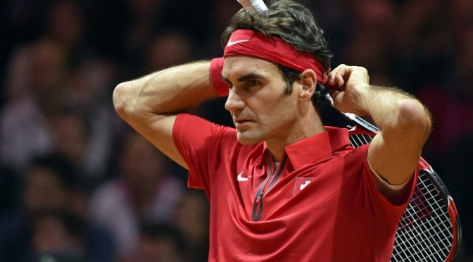 Davis Cup: Federer shocked by Monfils