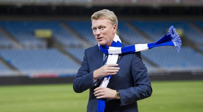 La Liga: Ferguson told Moyes to take Sociedad job
