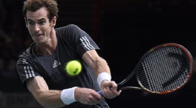 Tennis: ATP Finals: Andy Murray to face Roger Federer